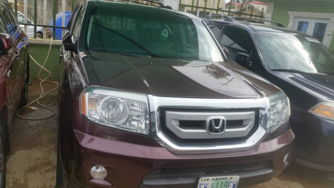 used cars in nigeria